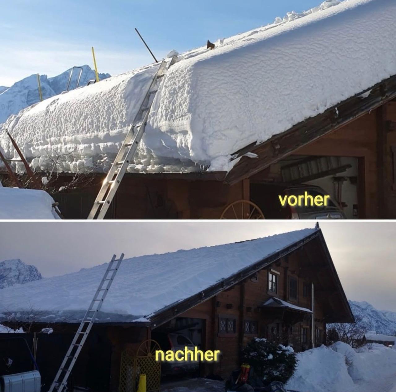 Timmelsjoch Schneeräumung 2021